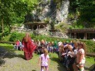 Karfunkelreise 2019 – Märchenführung mit Bergfee Granatia – Eva Umundum